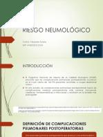 Riesgo Neumológico