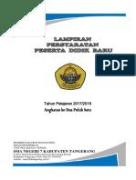 Surat Pernyataan Siswa 17-18