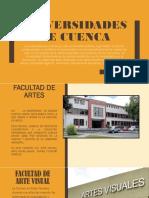 Universidades de Cuenca