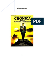 Mercedes Gil-Crónica de Una Muerte Anunciada (1)