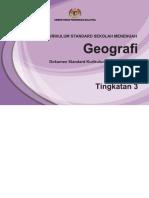 2019 Dskp Kssm Geografi Tingkatan 3