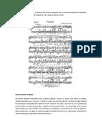 Análisis de formas musicales parte 3