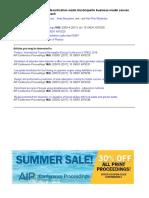 AIP Proceedings