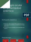 Patología Ocular en Enfermedad Sistémica