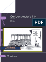 cartoon analysis 14