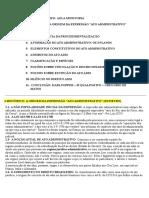 (04) RESUMO GERAL DE ATO ADMINISTRATIVO (Clóvis Reis) (1) (1).doc