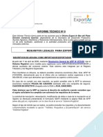 6 Requisitos y Documentos Para Exportar