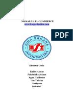 Makalah e-Commerce BSI