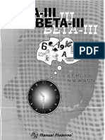 Manual Beta III