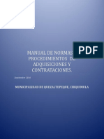 06a2017 Manual de Normas y Procedimientos de Adquisiciones y Contrataciones