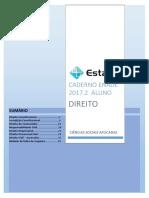 Aluno - Caderno Enade Direito 2017.2 (002)