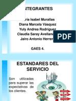 Estandares de Calidad en Servicio Al Cliente - Doc