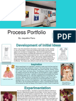 process portfolio final