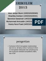 PPT Kurikulum 2013,
