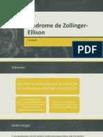 Síndrome de Zollinger- Ellison
