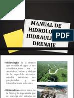 Manual de Hidrologia Hidraulica y Drenajee