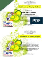 Sertipiko Research Forum