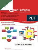 Caja Huancayo Productos y Servicios