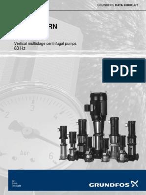 Grundfosliterature-1847 | Pump | Air Conditioning