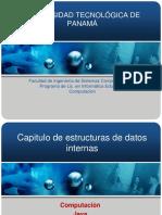 Estructura de Datos-Arreglos