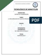 Unidad 2-Equipo 1- Sistema de Cogeneracion
