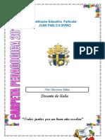 Carpeta Pedagogica Primaria 2018