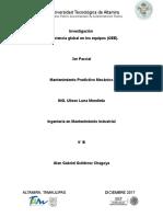 Eficiencia Global del Equipo (OEE)