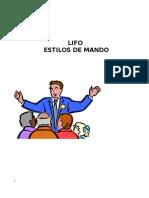 LIFO Estilos de Mando doc.doc