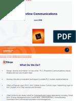 Yitran PLC Presentation