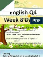 English q4 Week 8 Day 1-5.