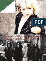 Digital Booklet - Light Me Up (UK iTunes Version)