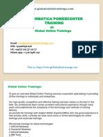 Informatica PowerCenter Training | PowerCenter 10.X Online course-GOT