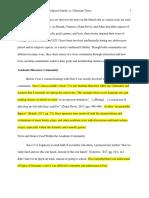 essay 1 community profiles alexis a portfolio draft
