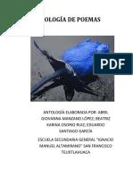 Antología de Poemas
