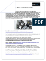 Machine Tools Market Headed for Growth and Global Expansion by 2023