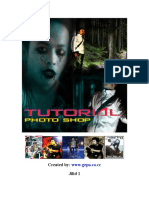 Tutorial Photoshop Jilid 1