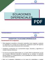 Ecuaciones Diferenciales Unidad 1 Feb Jun2018