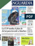 La Vanguardia [04-03-18]