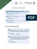 Lista de Hidraulica
