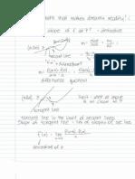 Calculus 1 notes
