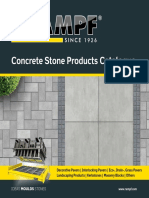 141103 RAMPF Concrete Stone Products Catalogue en Web