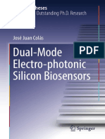(Springer Theses) Dr. José Juan Colás (Auth.)-Dual-Mode Electro-photonic Silicon Biosensors-Springer International Publishing (2017)