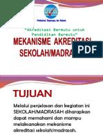 2.MEKANISME AKREDITASI
