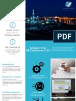 Zedpoint Plus HR Consultancy Brochure