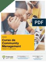 Curso de Community Management