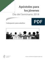2018 Dia Seminario Catequesis Adultos