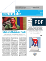 Juventud Rebelde DOMINGO  4 marzo 2018