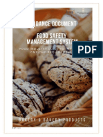 Guidance Document Bakery Sector 24-10-2017