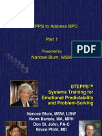 STEPPS for NEA-BPD Call-In Series June 8 2014 -Part 1
