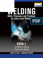 Larry Jeffus, Lawrence Bower-Welding Skills, Processes and Practices for Entry-Level Welders_ Book 1-Cengage Learning (2009)